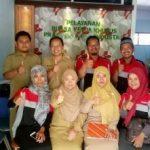 Kunjungan BKK SMK Salahudin
