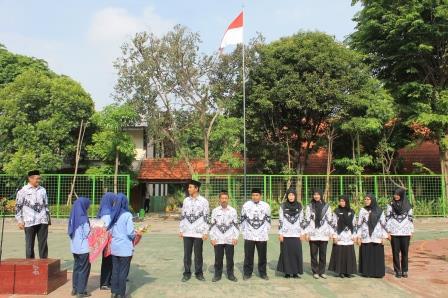 Hari Guru SMKN1 Bangil
