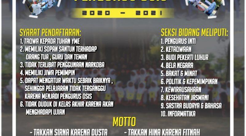 Osis Recruitment 2020 SMK Negeri 1 Bangil