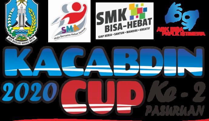 Kacabdin Cup 2020 Ke 2 Wilayah Kabupaten Dan Kota Pasuruan Smk Negeri 1 Bangil