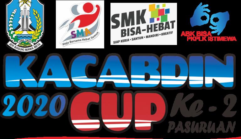 Kacabdin Cup 2020 Ke 2 Wilayah Kabupaten dan Kota Pasuruan