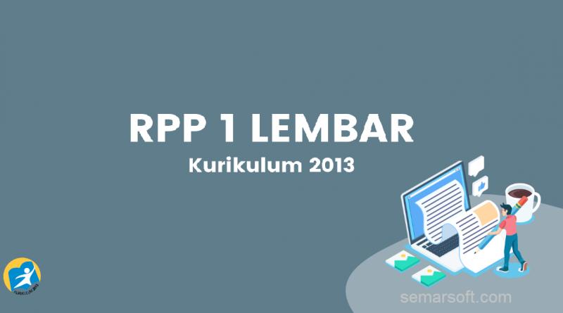Aplikasi Auto Generator RPP 2020 – Membuat RPP Otomatis
