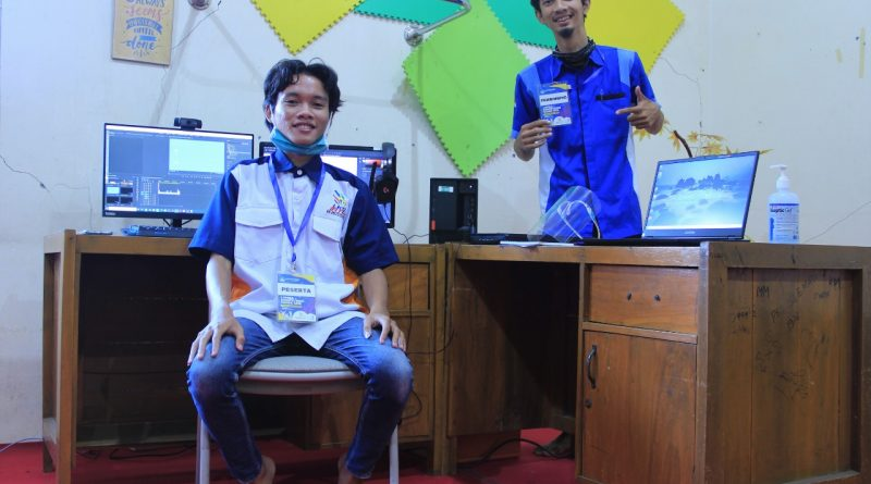 LKS Nasional Bidang Lomba Design Graphic Technology